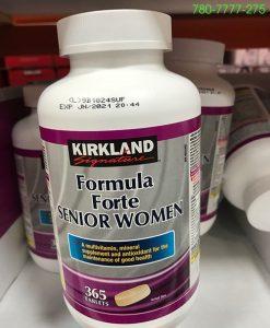 Kirkland Signature Forte for Senior Women_Complete-pocastore-500