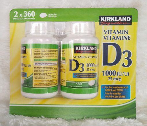 KIRKLAND-Signature-Vitamin-D3