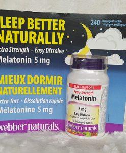 Webber-Naturals-Melatonin-Sleep-support